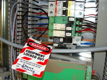 Electrical Lockout Tagout Procedures Nfpa 70e Loto